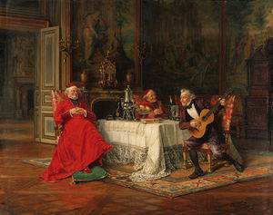 Alfred Charles Weber - Das Musical Interlude -