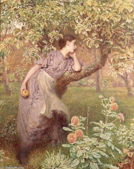 Herbst - von Frederick Walker (1840-1875, United Kingdom)