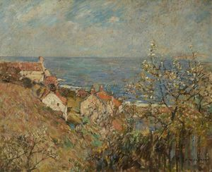 Frederick William Jackson - Runswick Bay