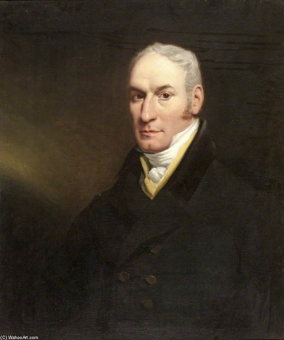 John Richardson von William Owen (1769-1825, United Kingdom) | Kunst-Wiedergabe | ArtsDot.com