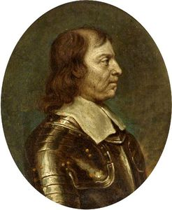 Abraham Cooper - Oliver Cromwell