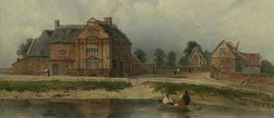 Frederick Waters (William) Watts - Königshalle, Wisbech