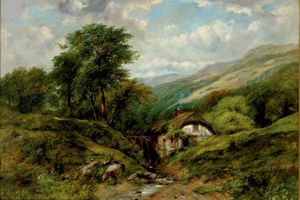 Frederick Waters (William) Watts - Welsh-Tal