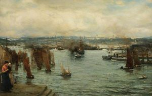 David Farquharson - Aberdeen Harbour