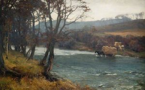 David Farquharson - landschaft