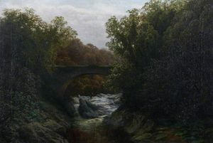 David Farquharson - Old Bridge of Cally