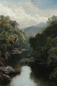 David Farquharson - Die Garry, Killiecrankie