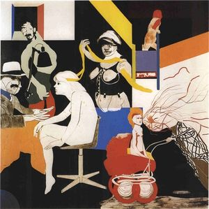 Ronald Brooks Kitaj - Die Ohio Gang