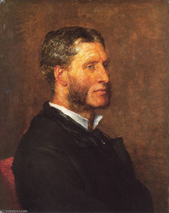 Matthew Arnold von Frederick Waters Watts (1800-1870, United Kingdom)
