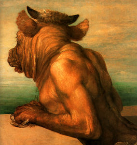 Frederick Waters (William) Watts - Minotaur