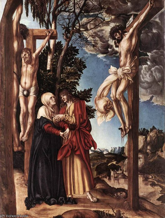 ohne titel (2941) von Lucas Cranach The Elder (1472-1553, Germany)