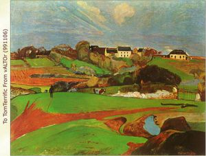 Paul Gauguin - ohne titel 2694