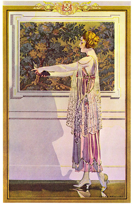 Untitled (846) von Coles Phillips (1880-1927, United States)