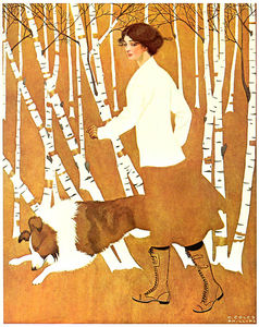 Coles Phillips - Untitled (647)