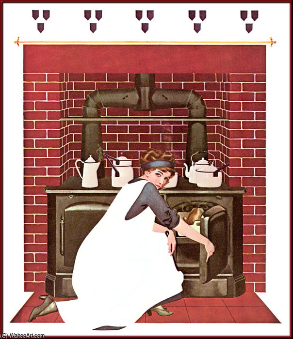 Untitled (377) von Coles Phillips (1880-1927, United States)