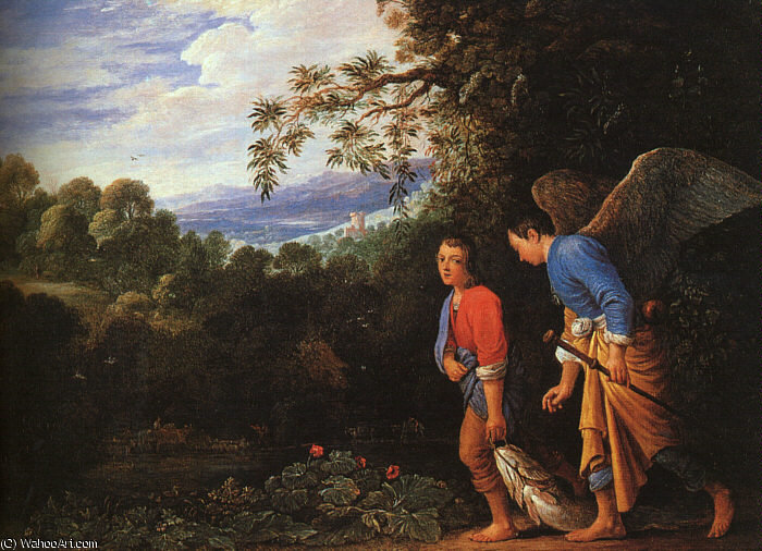 Follwer von), 1600 von Adam Elsheimer (1578-1610, Germany)