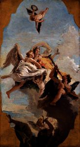 @ Giovanni Battista Tiepolo (392)