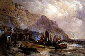 Thomas Charles Leeson Rowbotha.. - Old Hastings, Sussex