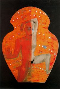 Francesco Clemente - Untitled (555)