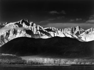 Ansel Adams - Untitled (153)
