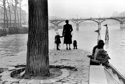 Untitled (846) von Henri Cartier-Bresson