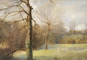 John William North - Springtime