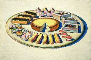 Wayne Thiebaud - Pop Art