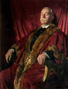 William Newenham Montague Orpen - sir william meff , lord provost von aberdeen ( 1911–1925 )