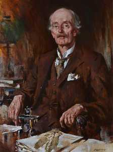 Stanley Cursiter - sir william wright Schmied ( 1875–1956 ) , FRSE