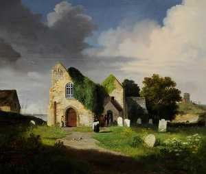 John Tobias Young - Str Sampson's Kirche , Gu..