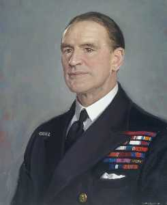 Sam Morse Brown - admiral edward evans ( 18..
