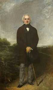 William Boxall - Wilhelm Gibbs ( 1790–1875 )