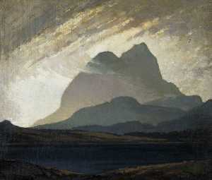 Thomas Callender Campbell.. - Suilven , Sutherland