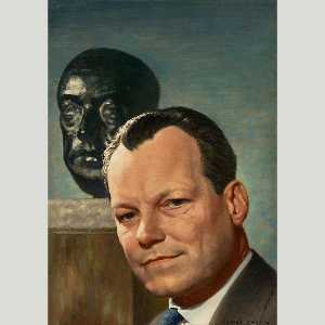 James Ormsbee Chapin - willy brandt