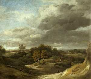 Thomas Gainsborough - Landschaft ein