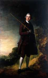 Thomas Gainsborough - abel moysey , MP ( 1743–1831 )