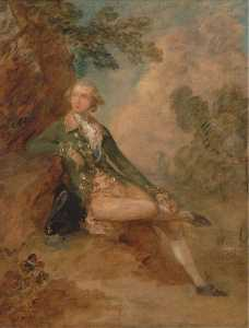 Thomas Gainsborough - edward augustus , Herzog von Kent