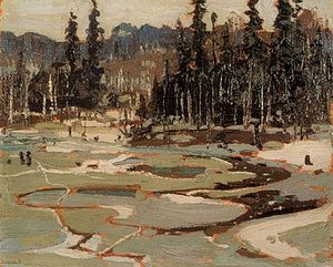 Thomas Clement Thompson - Portage, Ragged See