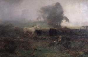 David Farquharson - in ein nebel